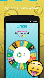 Qriket- screenshot thumbnail