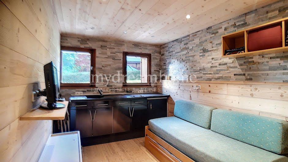 Vente studio 1 pièce 13 m² à Megeve (74120), 104 000 €
