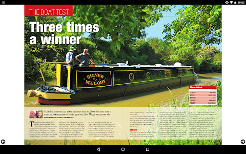 Canal Boat Magazine screenshot 8