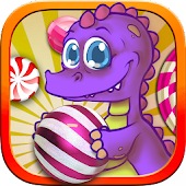 Candy Bubble Shooter - Dragon