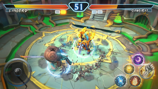 Legends Magic: Juggernaut Wars - raid RPG games filehippodl screenshot 13