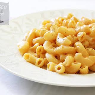 Fiery Macaroni and Cheese.