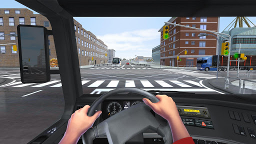 Truck Simulator PRO 2017  screenshots 5