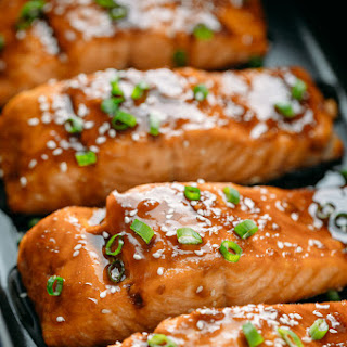 Boiled Salmon Recipes