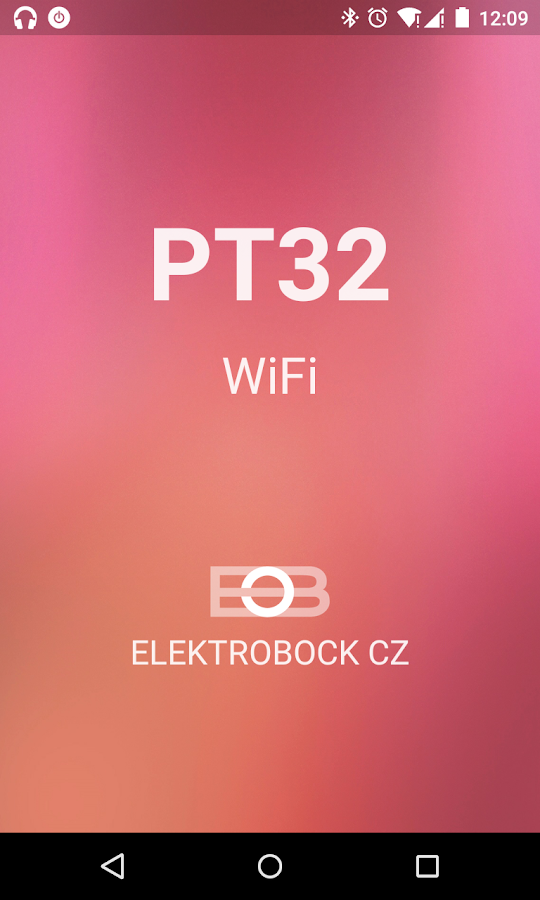 PT32 WiFi- screenshot