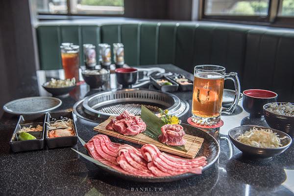 台北中山-柏克金燒肉屋:燒肉雙人午餐套餐、日式丼飯定食,平假日都能好好享受