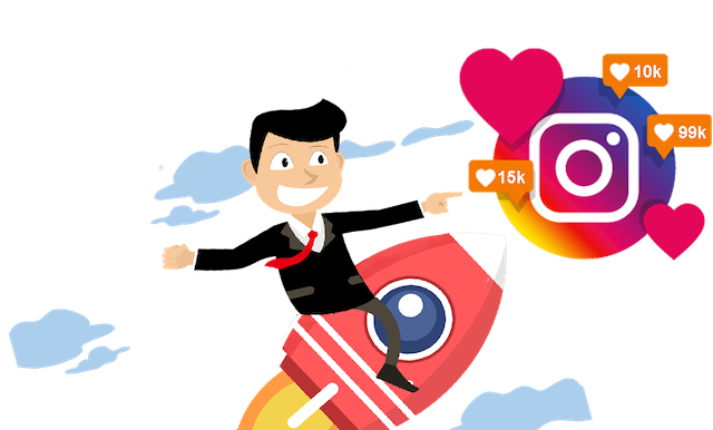 Dịch vụ tăng like instagram giúp tài khoản Instagram của bạn tạo được sự uy tín