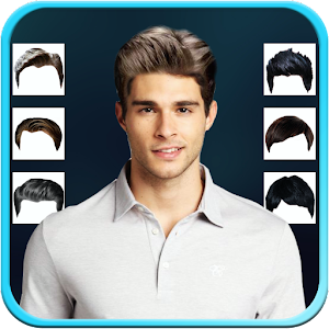 Swell Man39S Hair Changer Hairstyle Android Apps On Google Play Hairstyles For Women Draintrainus