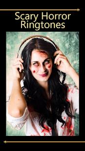 Scary Horror Ringtones - náhled