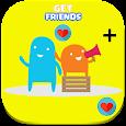 Get Friends for Snapchat , Kik friends usernames.