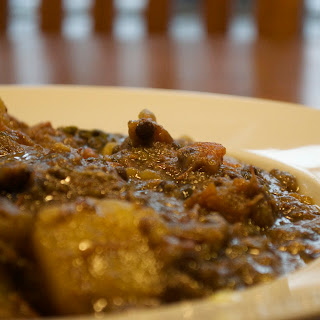Back to Basics Bone Marrow Stew