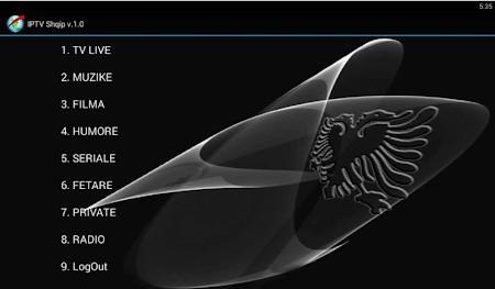 IPTV Shqip 2.0 screenshot 1060750