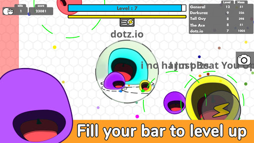 Dotz.io Dots Battle Arena 1.7.2 screenshots 2