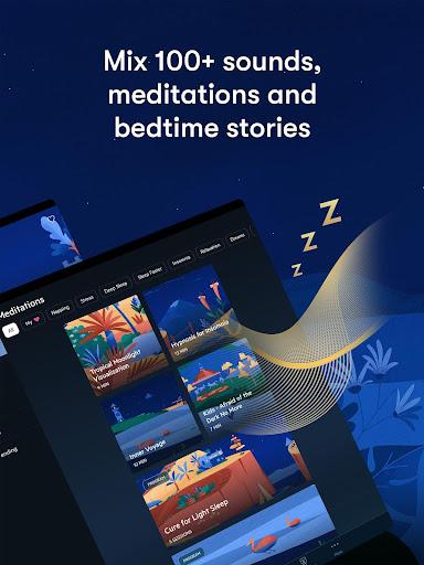Relax Melodies: Sleep Sounds screenshot 17