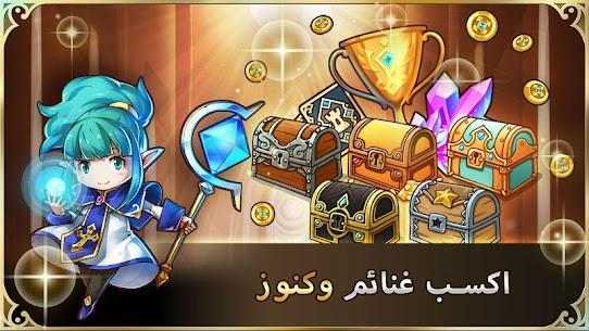 أبطال الدفاع الجنوني Crazy Defense Heroes 6