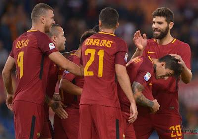 La Roma prolonge un de ses défenseurs