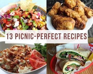 13 Picnic-Perfect Recipes