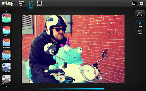 BeFunky Photo Editor - Tablets screenshot 2