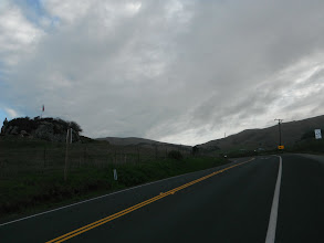 Photo: Windless Pt. Reyes-Petaluma Road at Nicasio Valley Road