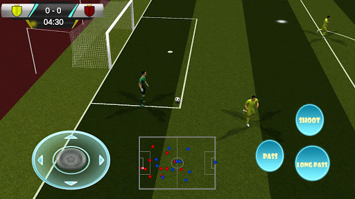 Playing Football 2020 apkmind screenshots 7