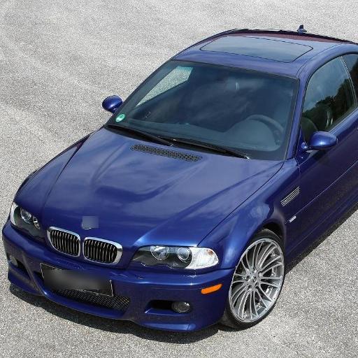 从BMW M3双门轿跑车E46壁纸 個人化 App LOGO-硬是要APP