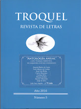 "Photo: Poema en ""Troquel"", nº 5, 2016"