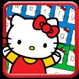 Colorful Hello Kitty Keyboard Theme icon