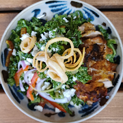 kale qaiser salad
