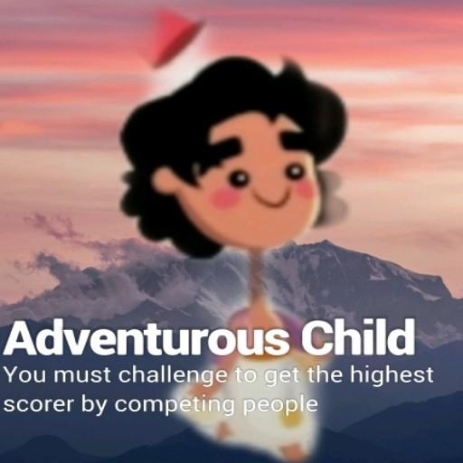 Adventurous Child