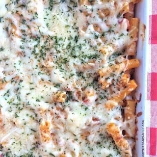 Meatless Pasta Bake Recipes