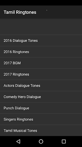 Tamil Ringtones 13.0 screenshots 1