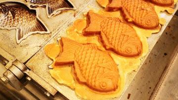 細食鯛魚燒