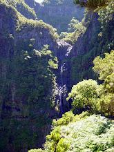 Photo: Cascada en levada. Isla de Madeira