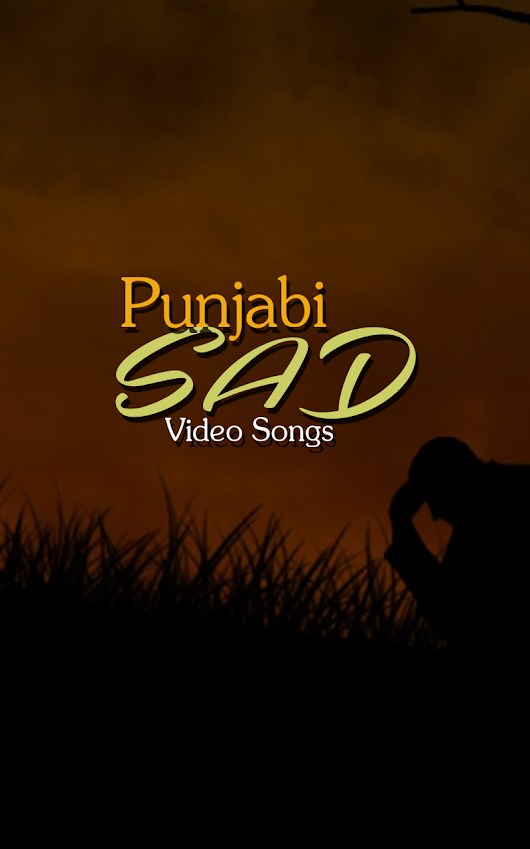 Punjabi Sad Songs - Android Apps on Google Play