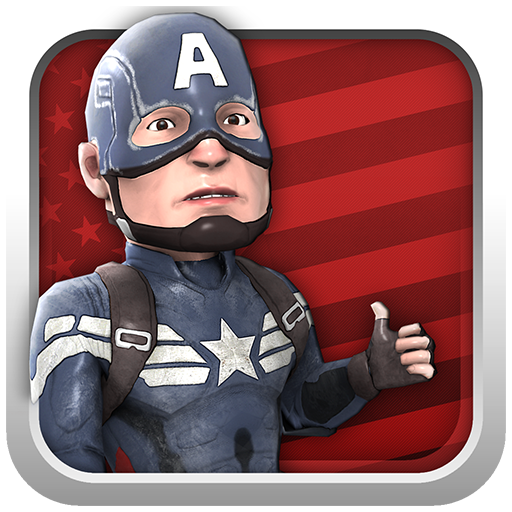 Talking USA Hero 街機 App LOGO-APP開箱王