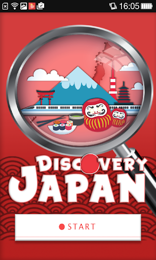 Discovery Japan