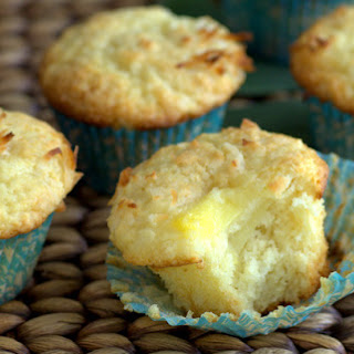Get a Taste of the Tropics With These Pina Colada Muffins.
