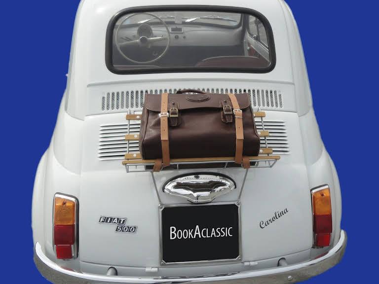 Fiat 500f Hire Bari