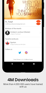 Total Fitness Treino & Ginásio Mod