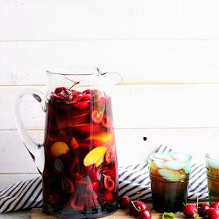 Infused Black Tea + Sweet Honey Whiskey.