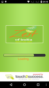 Zest Of India- screenshot thumbnail