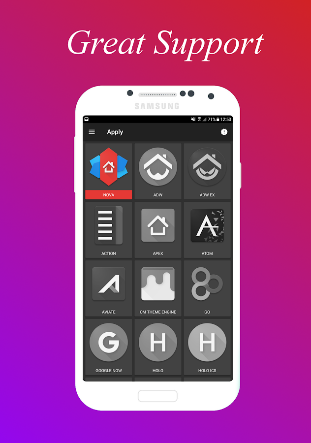 Iconx Icon Pack Android Apps On Google Play