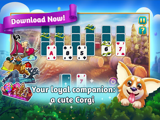 Solitaire Family World modavailable screenshots 8