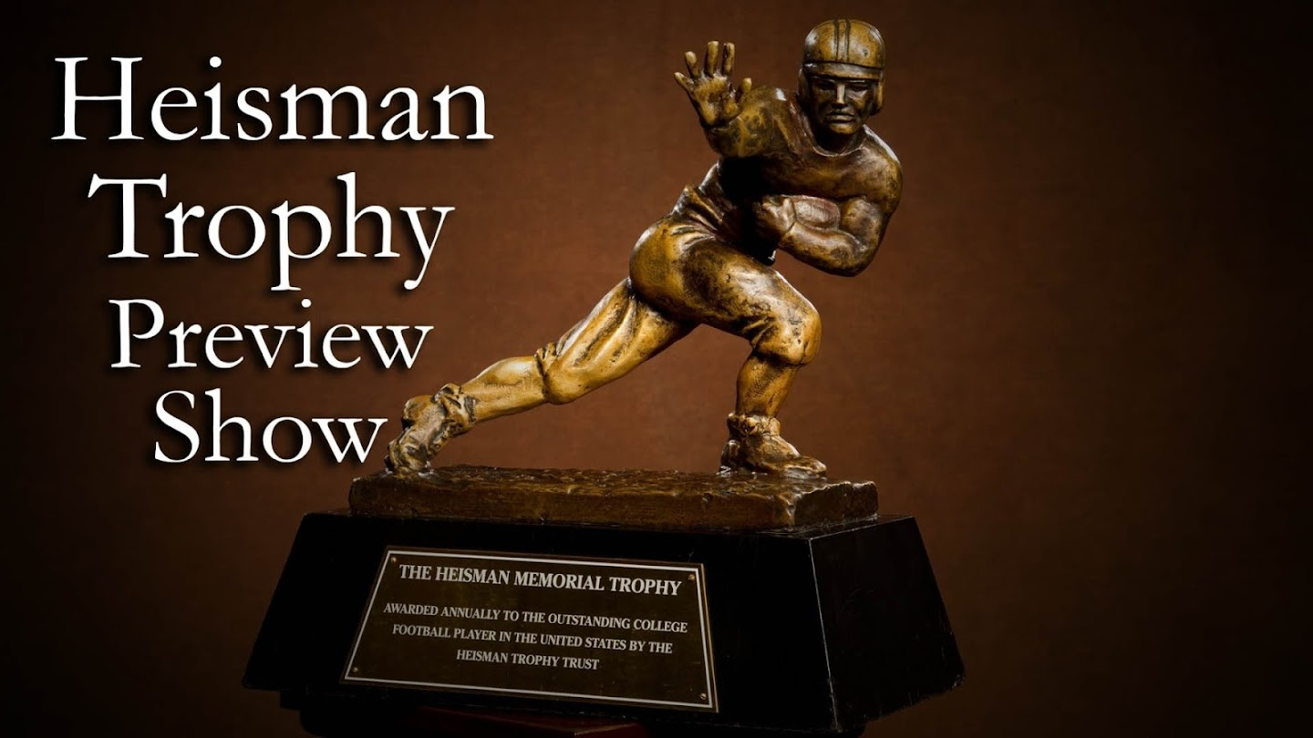 Watch Heisman Trophy Preview Show live