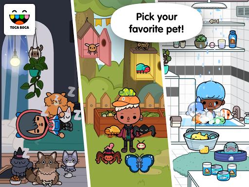 Download Toca Life: Pets MOD APK 8
