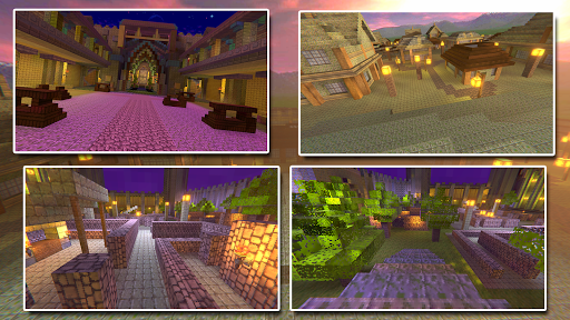 Dungeon Hero: A Survival Games Story modavailable screenshots 2