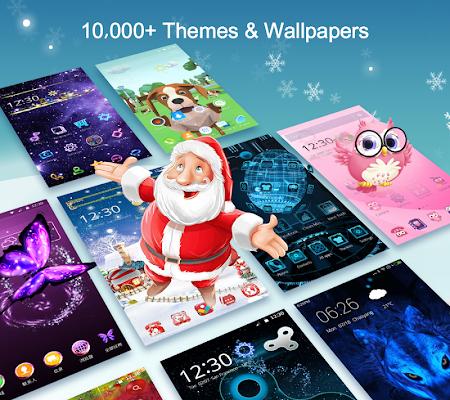 CM Launcher 3D - Theme, Wallpapers, Efficient - screenshot