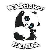 Stickers Panda WAStickerApps