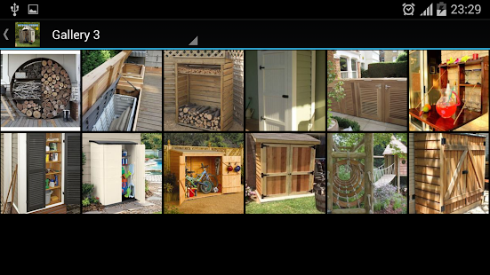 Outdoor Storage Design Ideas - Android Apps on Google Play