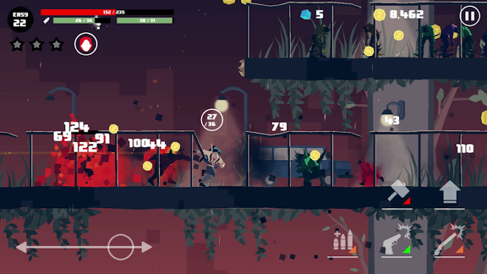 Dead Rain : New zombie virus Screenshot Image